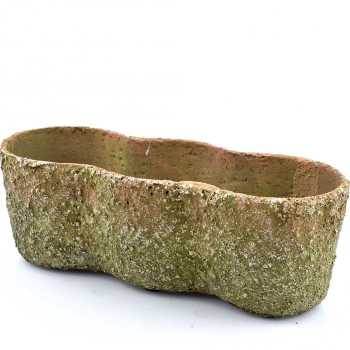 <h4>Keramiek Babs planter 29.5*10.5*10cm</h4>