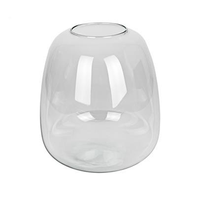 <h4>Vase Richmond Ø19xH20cm verre recyclé</h4>