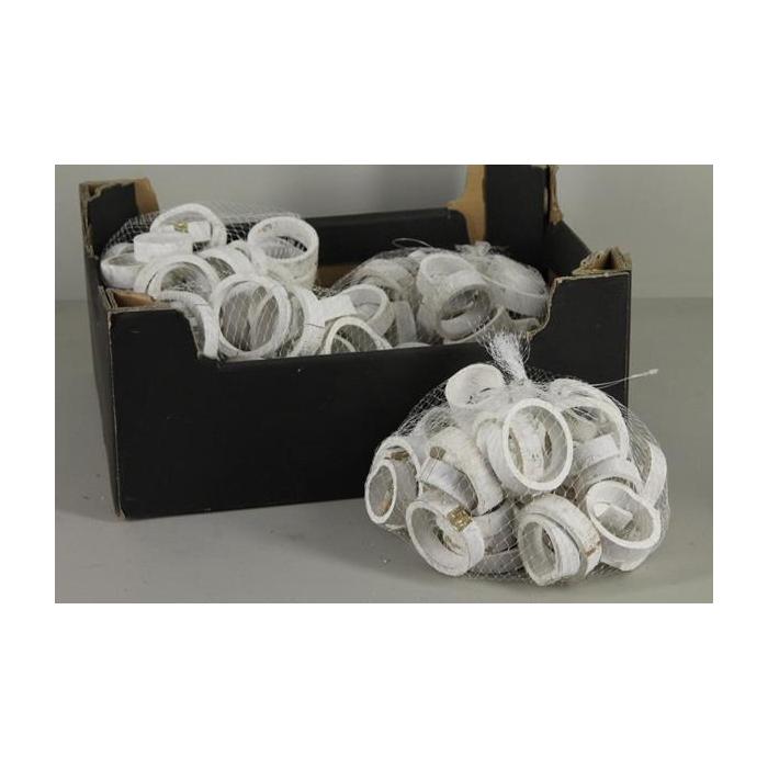 <h4>Bamboo Ring 4-6cm 500g Whitew</h4>