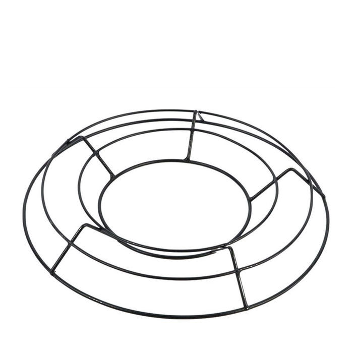 <h4>Bloemisterij Ijzeren ring basis d30cm</h4>