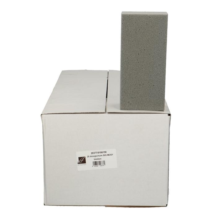 <h4>Steekschuim  Blok SEC 23*11*8cm x20</h4>