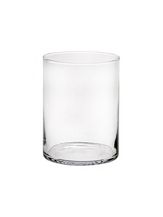 <h4>DF883464200 - Cylinder vase Myrtle d15xh20 clear</h4>