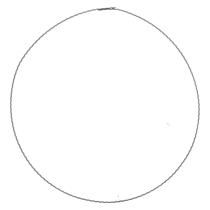 <h4>Bloemisterij Ring metaal d30cm x50</h4>