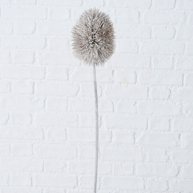 <h4>Zijde, Distel, H 64 cm, 1 ass, Silver</h4>