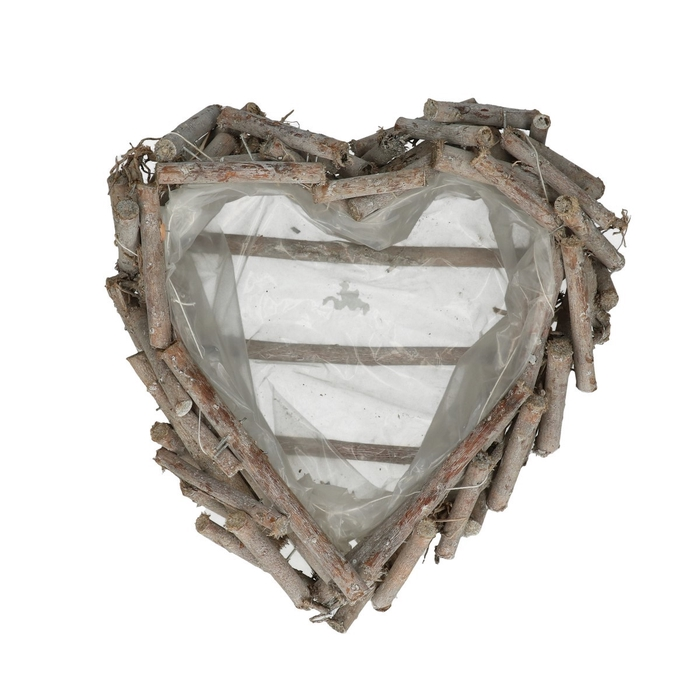 <h4>Baskets Heart d30*10cm</h4>