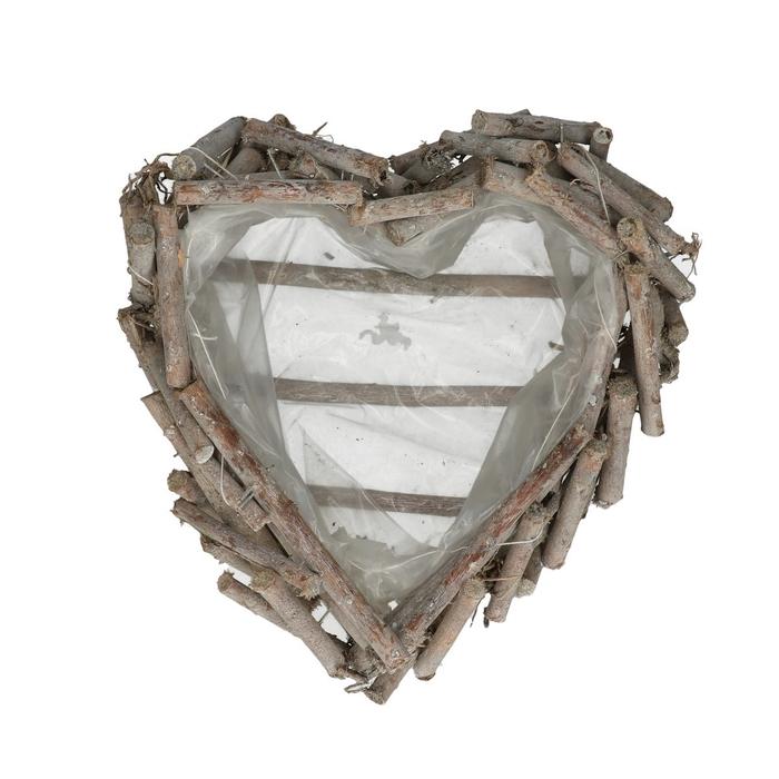 <h4>Baskets Heart d30*10cm</h4>