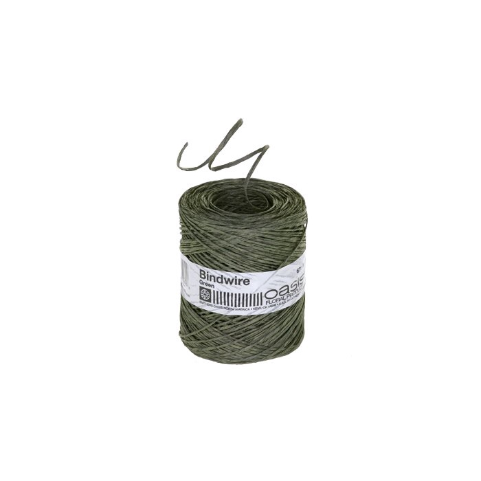<h4>BINDWIRE FROSTED GREEN 205M (OASIS)</h4>