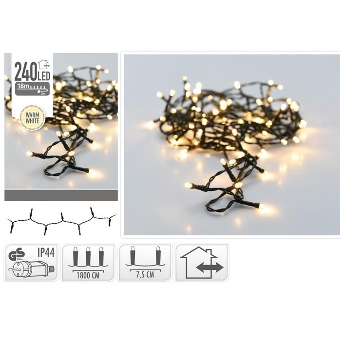 <h4>Kerst LED slinger 240lmp outdoor</h4>