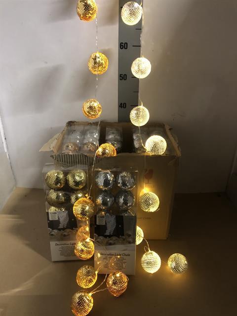 <h4>Lampki 185cm</h4>