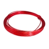 Aluminium wire red - 100gr (12 mtr)