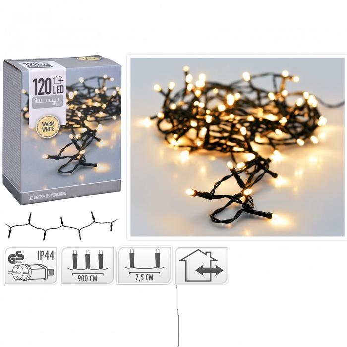<h4>Kerst LED slinger 120lmp outdoor</h4>
