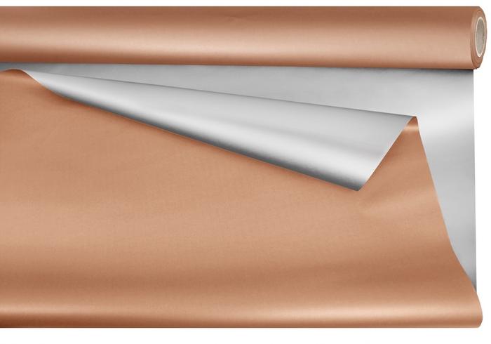 <h4>Folie Rol 80cm  25m Opaline Metaal</h4>