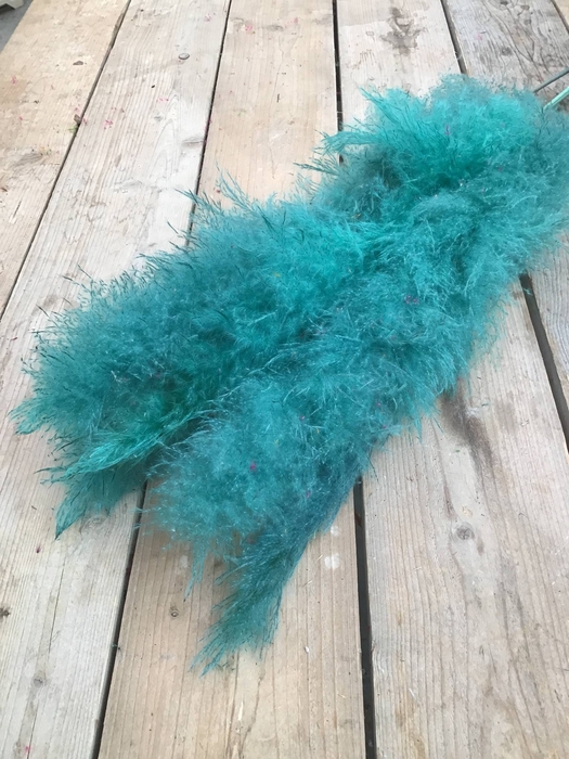 <h4>DRIED CORTADERIA TURQUOISE XL PS</h4>