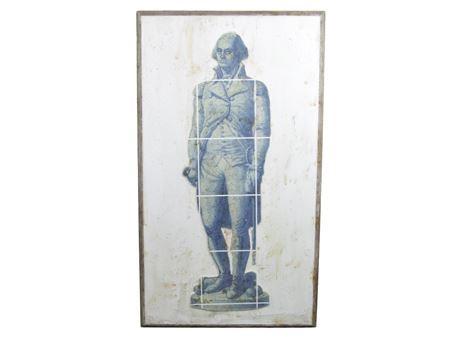 <h4>Wall art 'Dizant' man</h4>