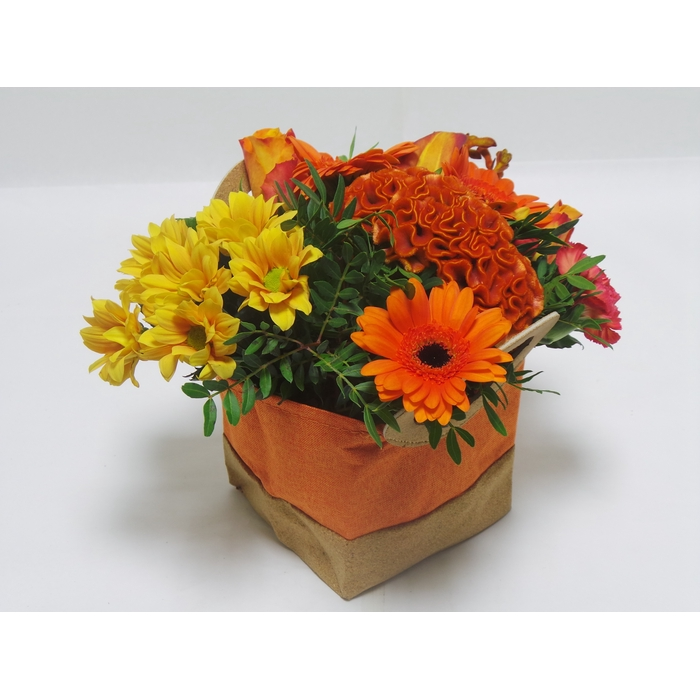 <h4>Bouquet Little bag Bobby Orange</h4>