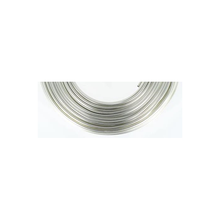 <h4>ALUMINIUM WIRE CHAMPAGNE 2MM 60M 500GR</h4>