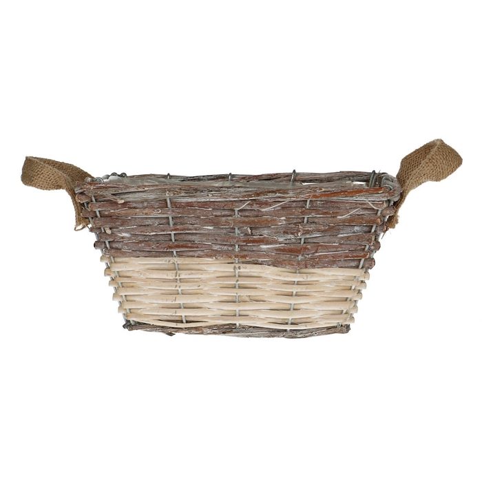 <h4>Baskets Quint tray rect.d23/13*11cm</h4>