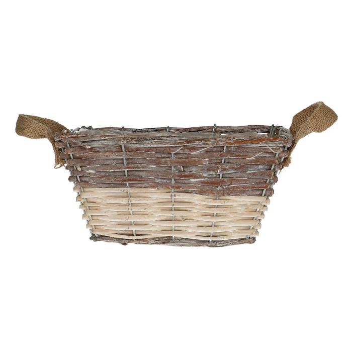 <h4>Baskets Quint tray rect.d23/13*11cm</h4>