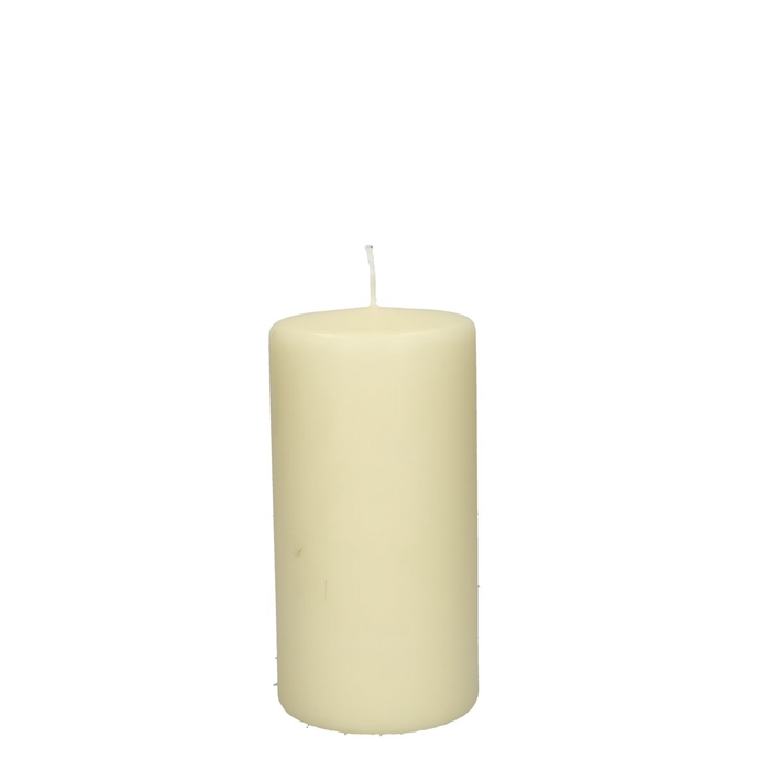 <h4>Candle Cylinder d10*20cm</h4>