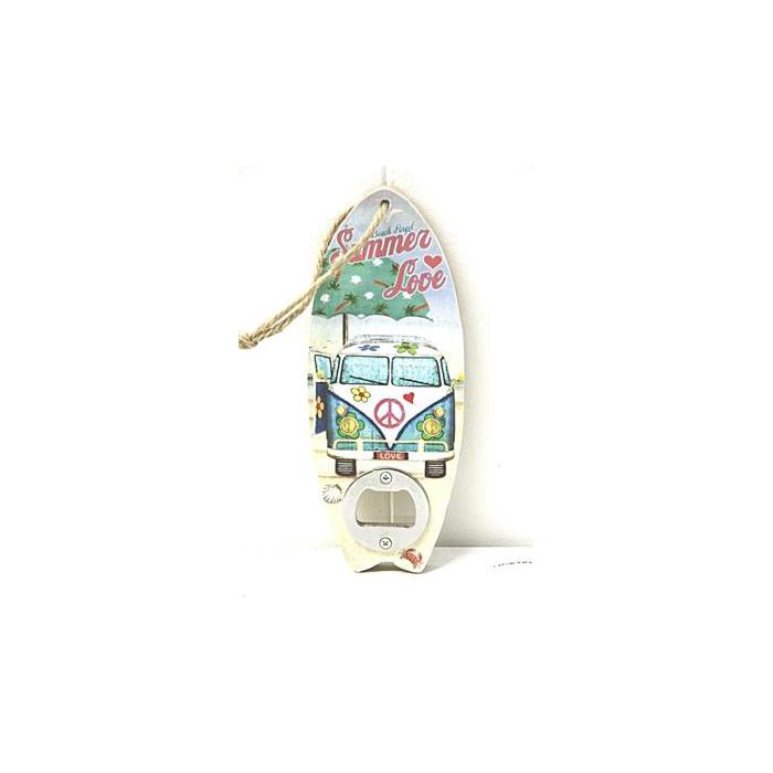 <h4>Bottle Opener 7cm-summer Love</h4>
