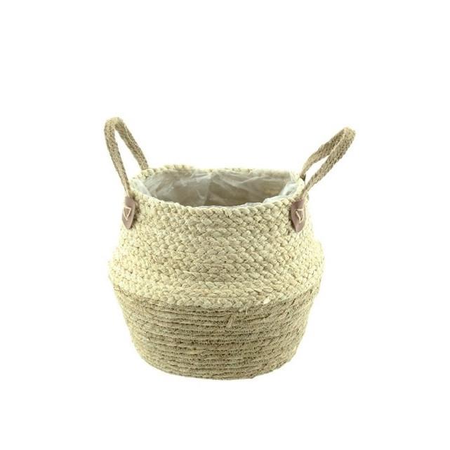 <h4>Baskets Planter Seagrass d35*25cm</h4>
