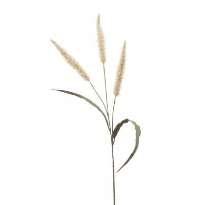 <h4>Silk Pennisetum spray 93cm</h4>