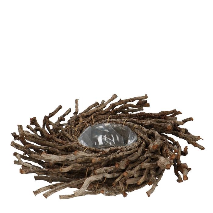 <h4>Baskets Planter botay rolled d30cm</h4>