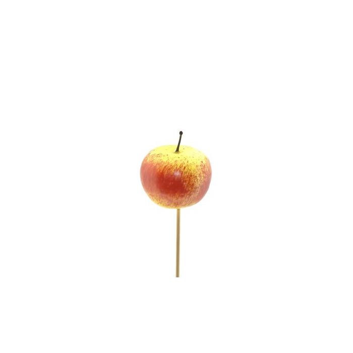 <h4>Bijsteker 50cm Appel d06cm</h4>