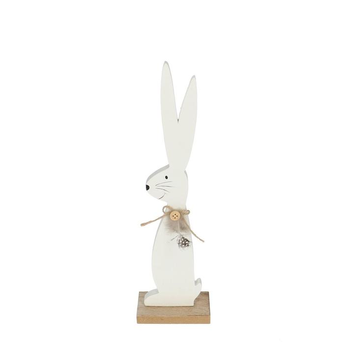 <h4>Promo Rabbit wood/foot d9*31cm</h4>
