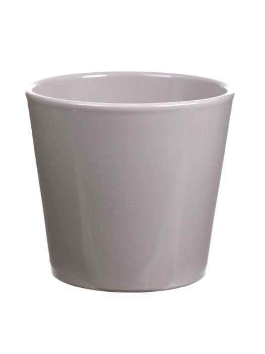 <h4>DF881879800 - Pot Dida d13.5xh12.5 light grey</h4>