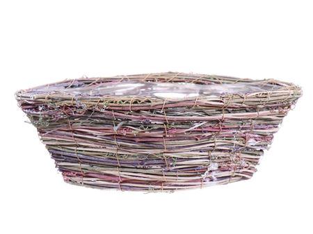 <h4>Basket Timbo2 oval 33x18xh11 multi</h4>