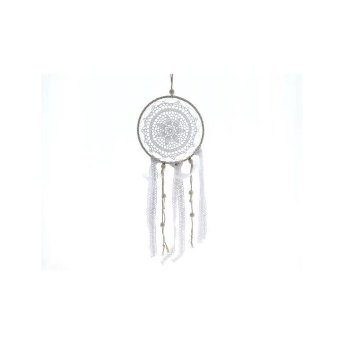 <h4>Dreamcatcher Rope Ø20cm White</h4>