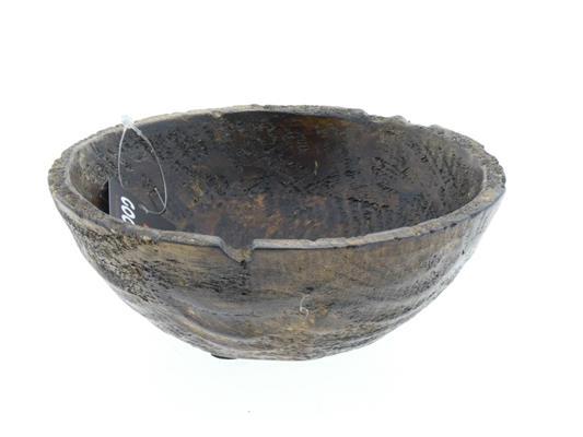 <h4>Bowl Wood Ø20cm Natural</h4>