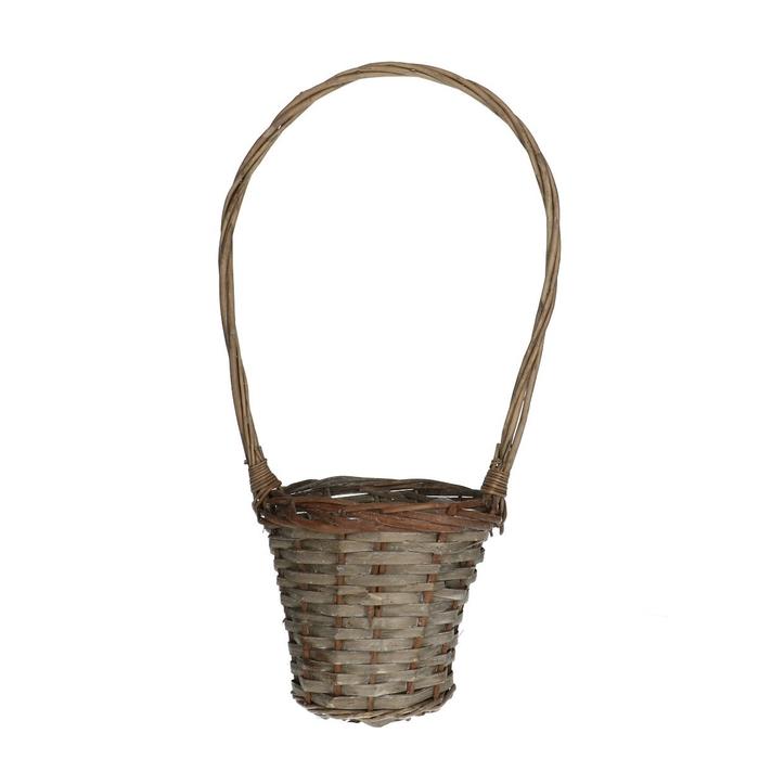 <h4>Baskets Handle garden d15*14.5cm</h4>