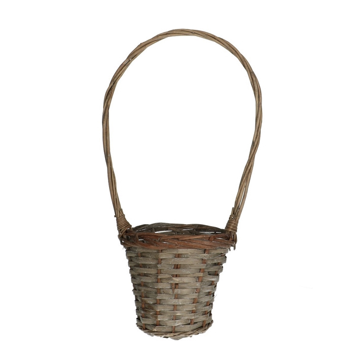 <h4>Baskets Handle garden d15*14.5cm</h4>