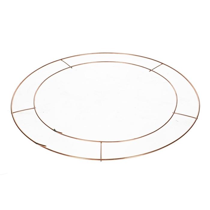 <h4>Bloemisterij Oasis ring metaal d31cm</h4>