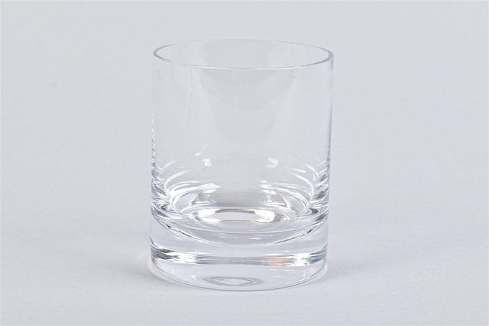 <h4>Glas Cilinder Heavy 8x10cm</h4>