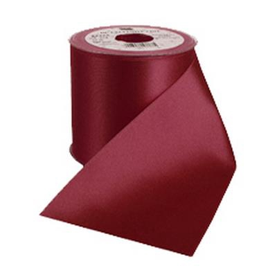 <h4>Funeral ribbon DC exclusive 70mmx25m burgundy</h4>