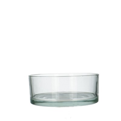 <h4>Glass Bowl round d19*8cm</h4>