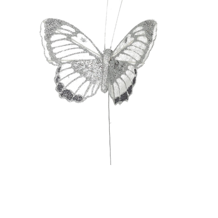 <h4>Spring Butterfly glitter/wire 11c</h4>