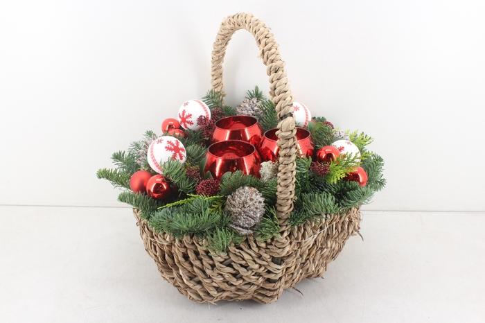 <h4>arr.. Kerst PL - Gevlochten mand XXL</h4>