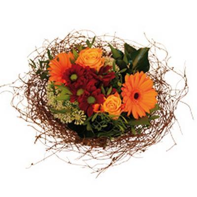 <h4>Bouquet holder conical salim Ø25cm</h4>