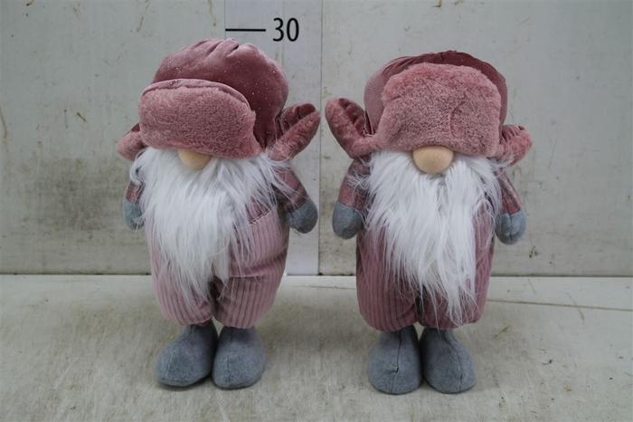 <h4>5003 Deco Stand.gnome Bomber L20.0w12.0h</h4>