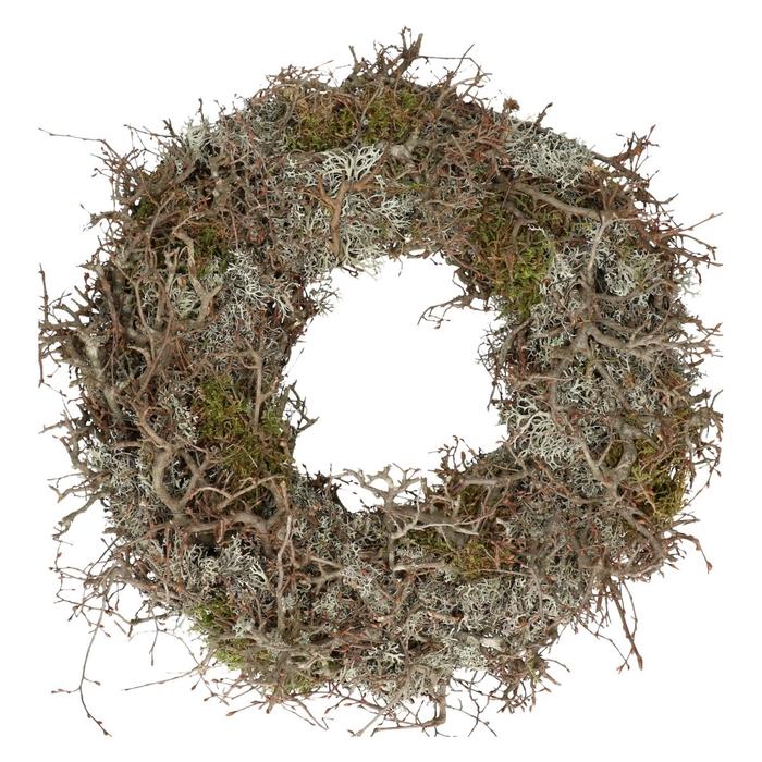 <h4>Wreath d40cm Bonsai mix</h4>