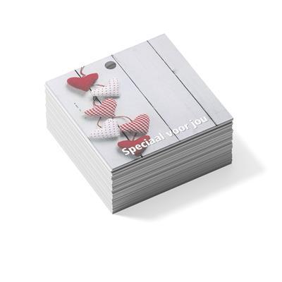 <h4>Bloemkaart timber 23 spec voor jou- pakje 20st</h4>