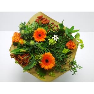 Bouquet KIM Medium Orange