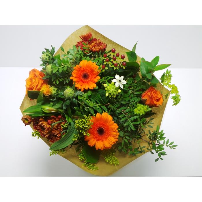 <h4>Bouquet KIM Medium Orange</h4>