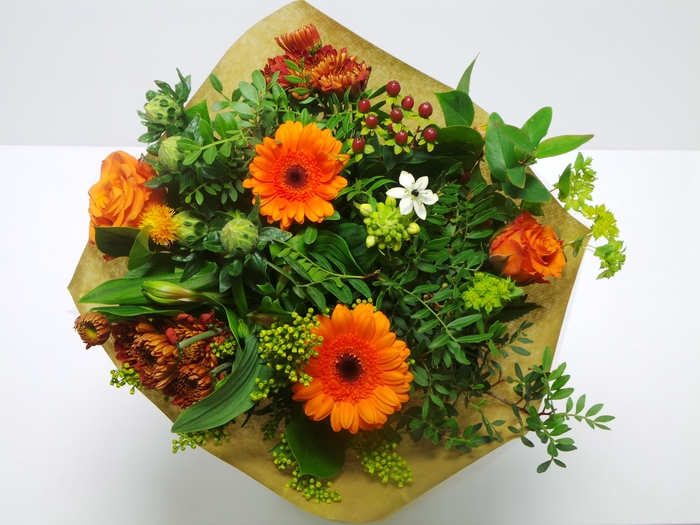 <h4>Bouquet KIM Medium Orange</h4>