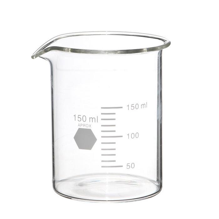 <h4>Glas Laboratory cilinder d9*11cm</h4>