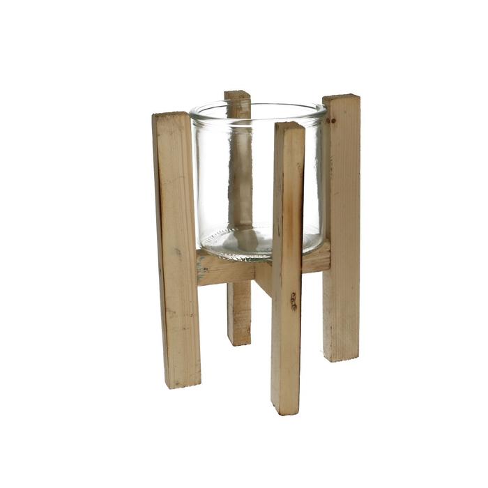 <h4>Glas Pot d10*10cm+frame</h4>